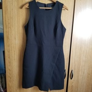 Banana Republic Sleeveless Black Dress Sz 10P